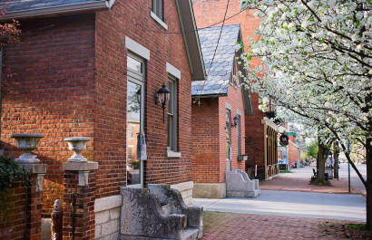 About German Village, OH | Ritchie Realty Group