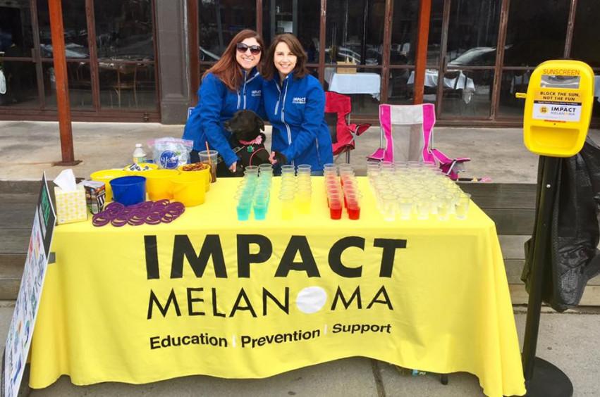 Melanoma New England