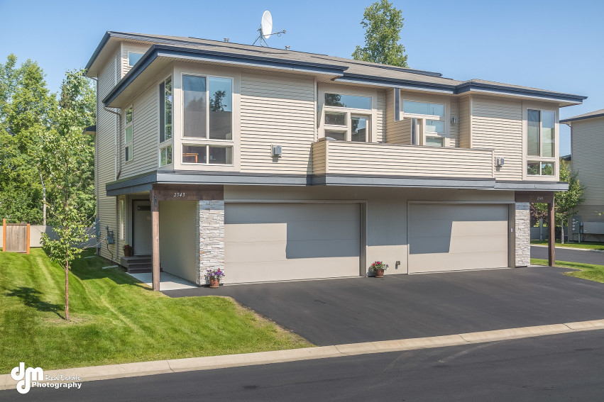 Upscale Anchorage Townhouse Coming Soon