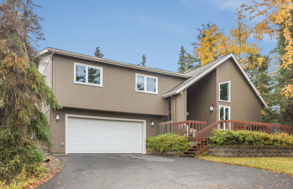 10301 Hampton Dr. Anchorage Sold 1 Day on Market
