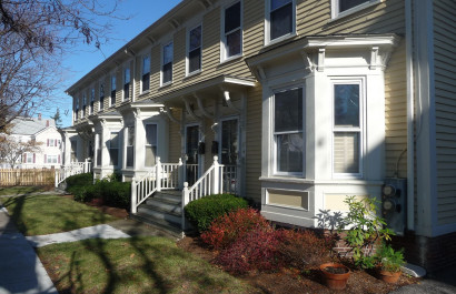 Strawberry Hill, Cambridge, Massachusetts